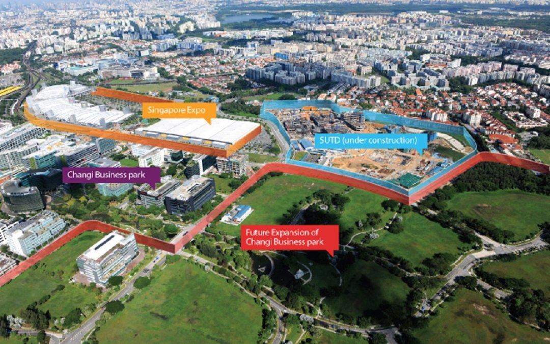 changi-business-park expansion