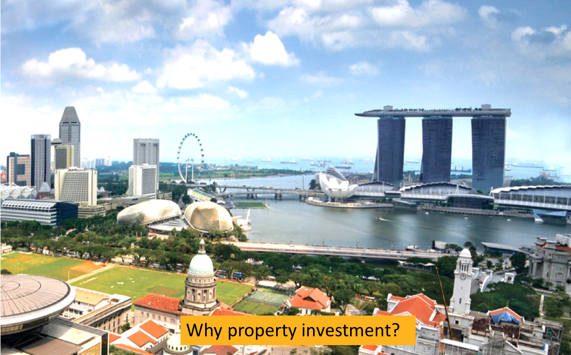 Why property investment?