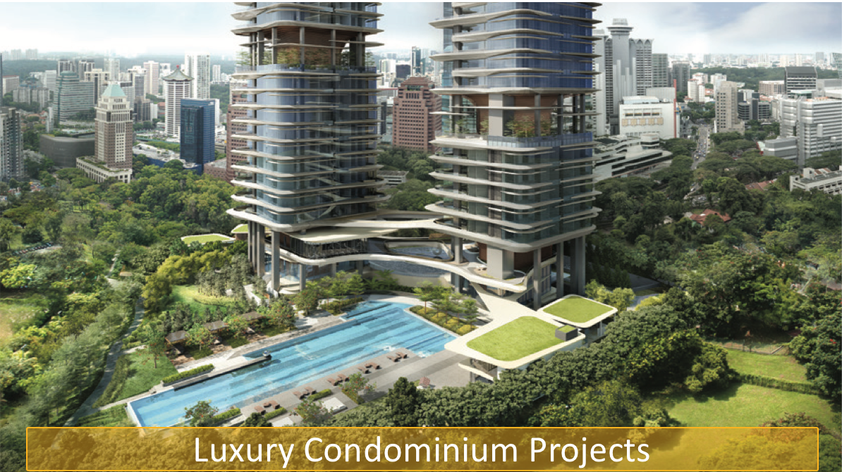 click to view Luxury condo projects