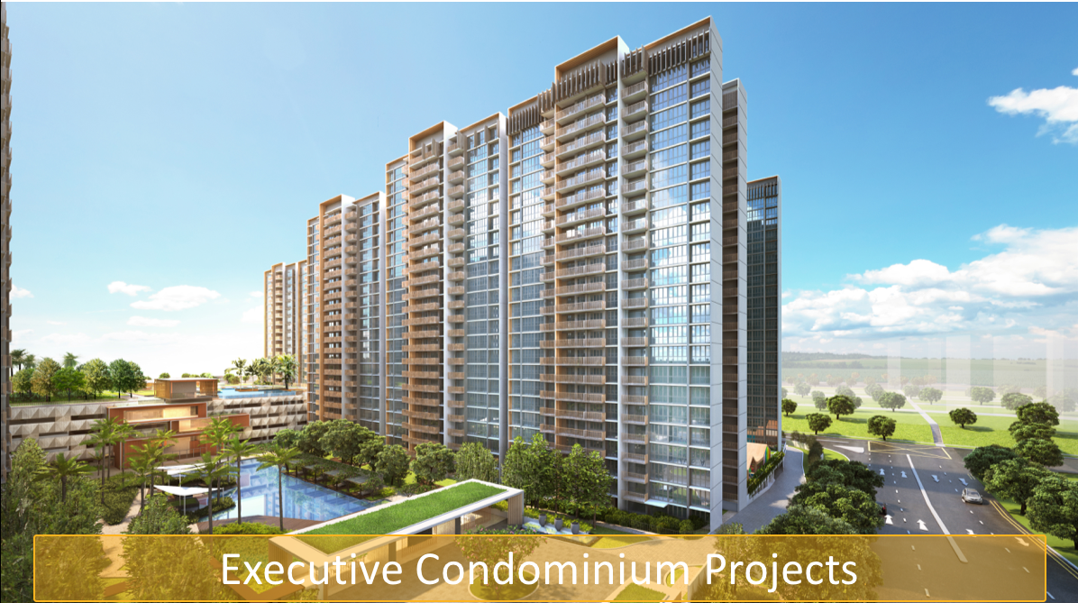 click to view executive condo projects