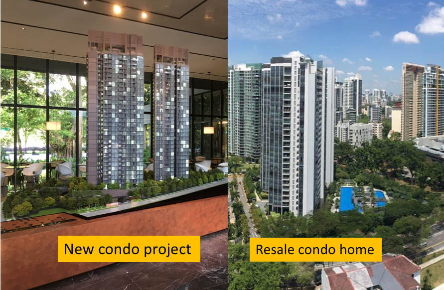 buy new launch project vs resale condo thumbnail