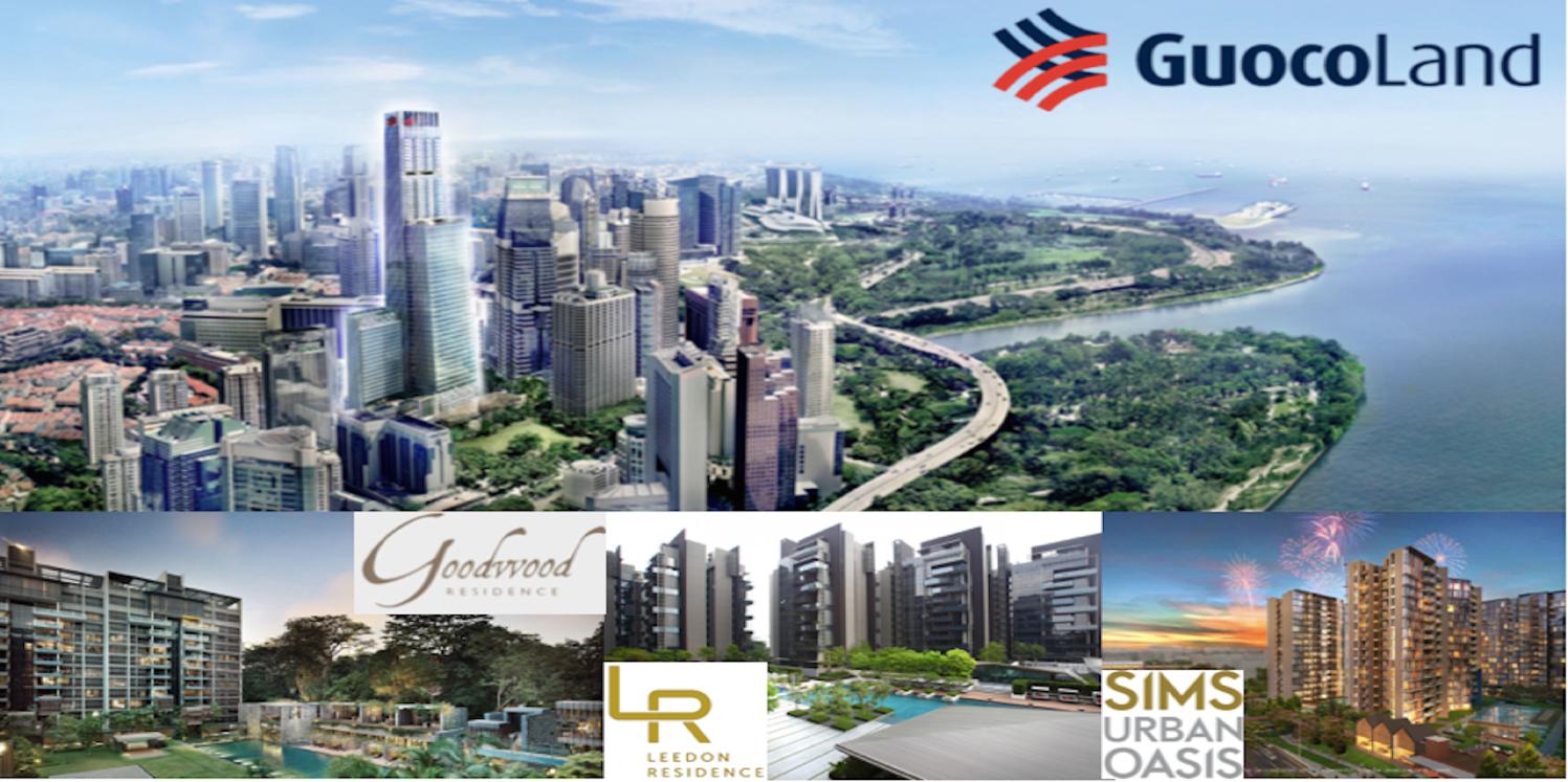 Sims Urban Oasis Developer-GuocoLand