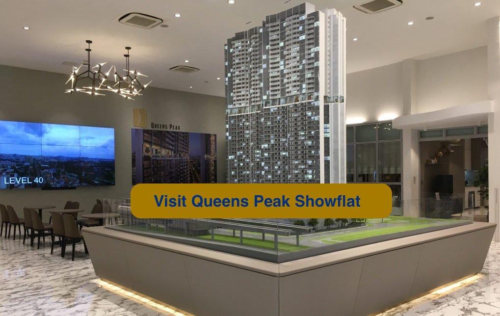 Visit Queens Peak showflat