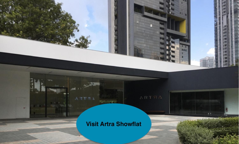 Visit Artra showflat contact us