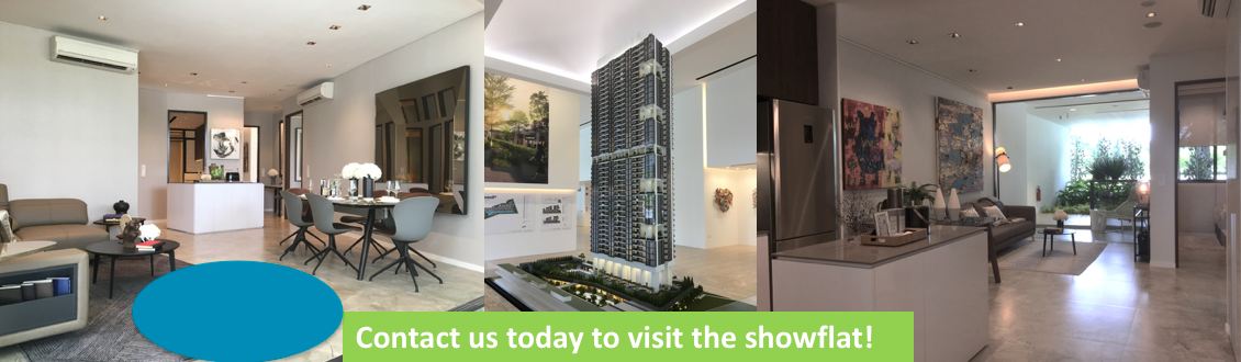 contact us to visit Artra showflat and model