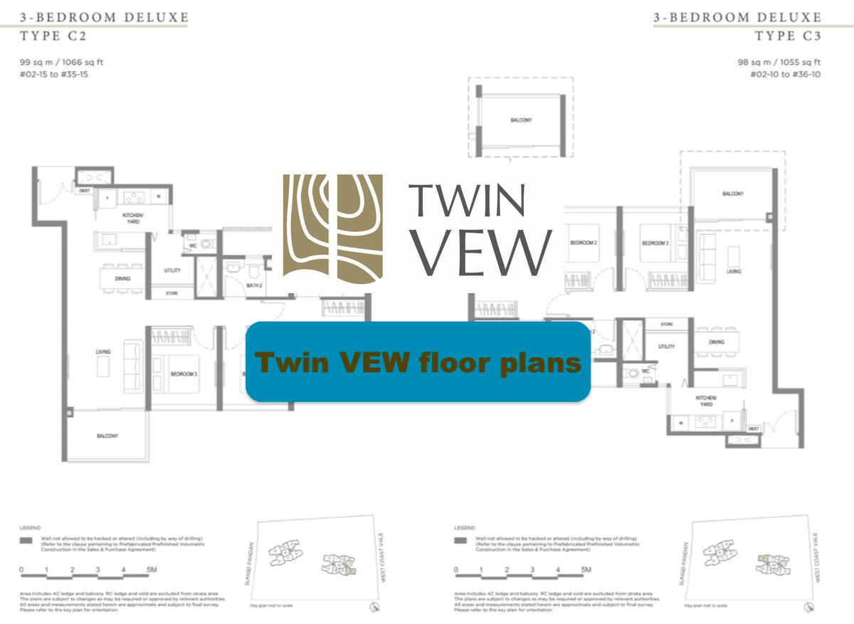 read twin vew floor plans